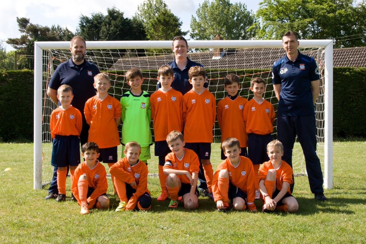 Under 12s  (Year 7) - Squad Photo