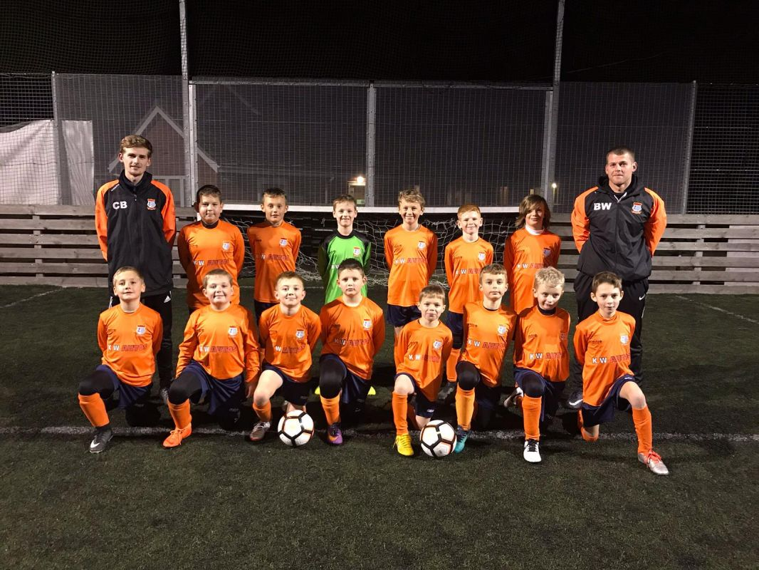 Under 11s (Year 6) - Squad Photo